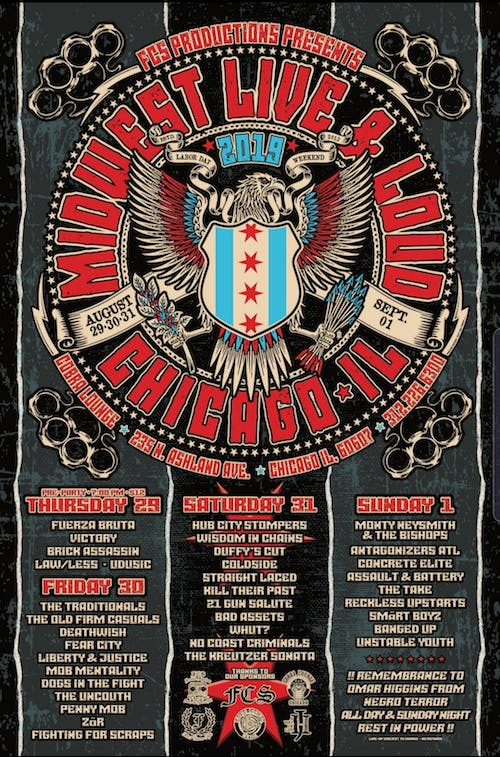 Midwest Live & Loud 2019 - Day 1