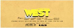 B.Well W.E.S.T Album Release