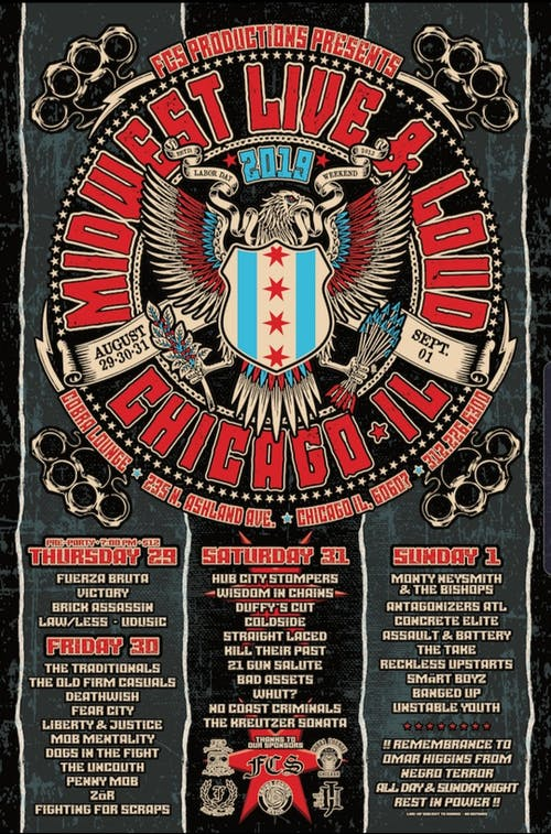 Midwest Live & Loud 2019 - Day 2