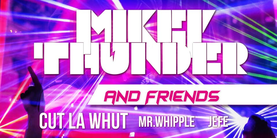 Mikey Thunder and Friends