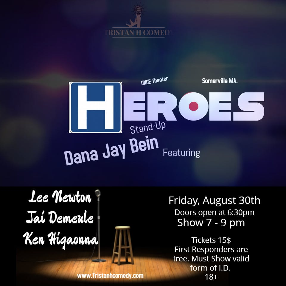 Heroes Stand-Up