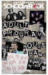 West Seattle School of Rock : Adult Program
