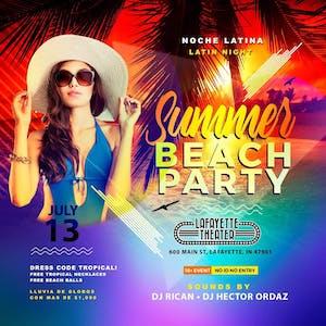 Noche Latina Summer Bash