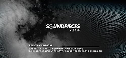 American Grime, Vourteque, Centauri at Soundpieces SF