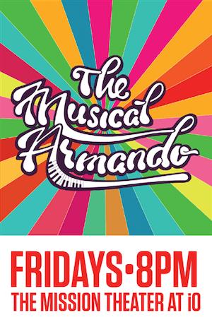 The Musical Armando, The Harold Team Nectar