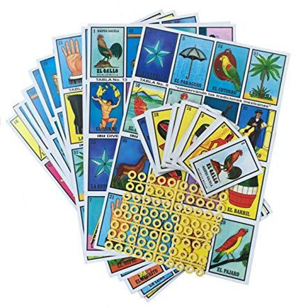 Lotería Benefit Game for Migrant Families