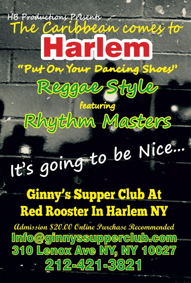 Caribbean Night Comes to Harlem