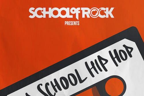 School of Rock Seattle Performs: OLD SCHOOL HIP HOP
