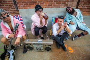 Baabes with Silver Screams, Von Traps, Lipstick Boys