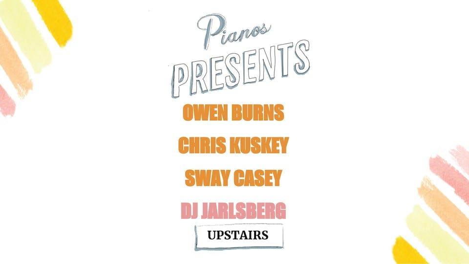 Owen Burns, Chris Kuskey, Sway Casey, DJ Jarlsberg (FREE)