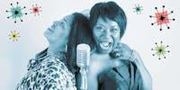 2 GIRLS & A BAND - Brenda Williams & Yvonne Allu Holiday Show
