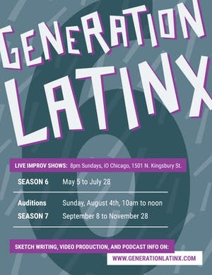 Generation LatinX, The Harold Team State Schramps