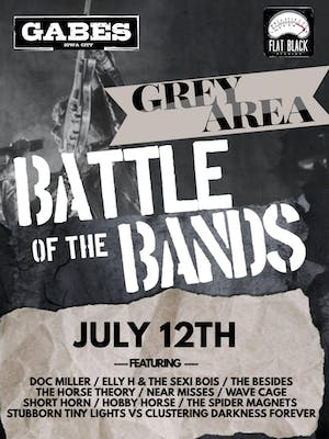 Grey Area Battle Of The Bands