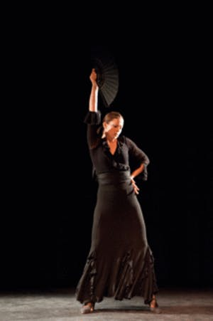 Flamenco at Holocene ft. Alfonso Cid