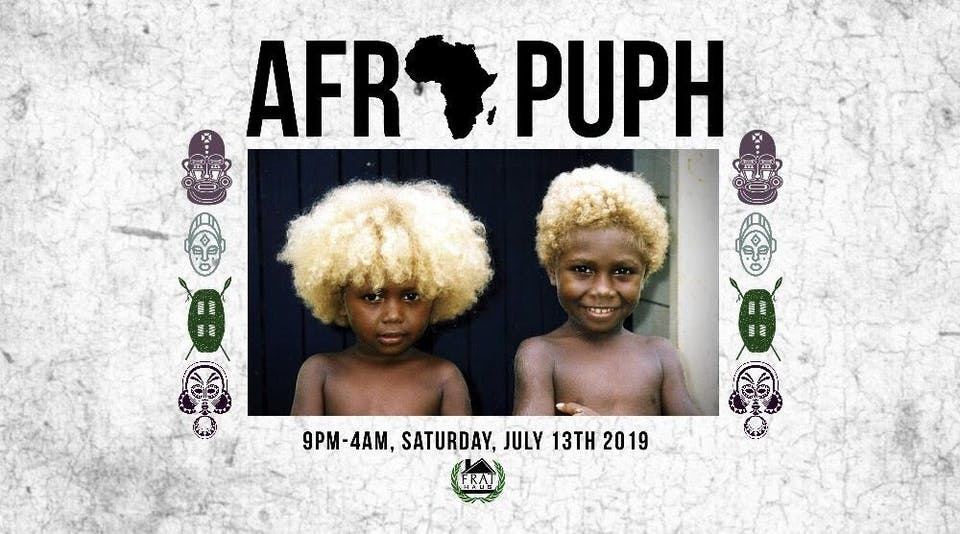 Afro Puph