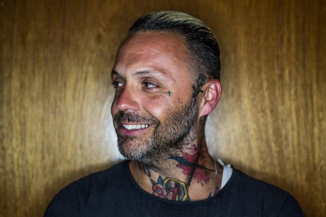 Blue October's Justin Furstenfeld -An Open Book