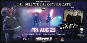 THE BELLWETHER SYNDICATE_Autumn_The Siren Project_DJ Bloodline_Julian Black