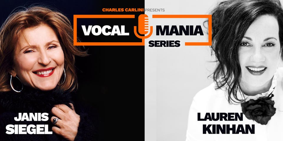 Jazz Vocal Mania Series