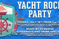 Yacht Rock Party with DJ Denise
