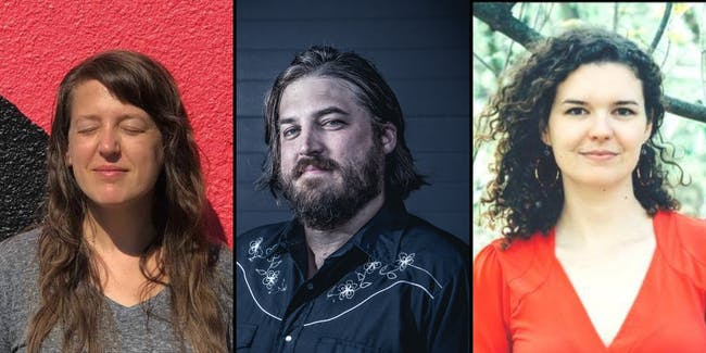 Brianna Lane, Brad Hoshaw, & Lynn O'Brien in-the-round