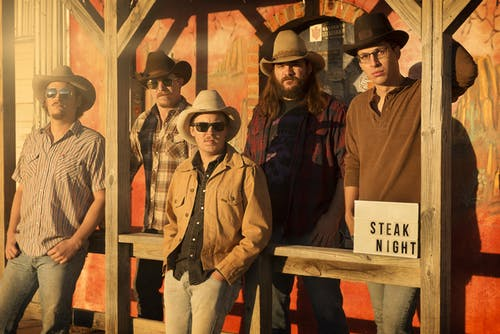 Mike and the Moonpies with Western Youth @ Mohawk