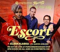 ESCORT with ALASKALASKA