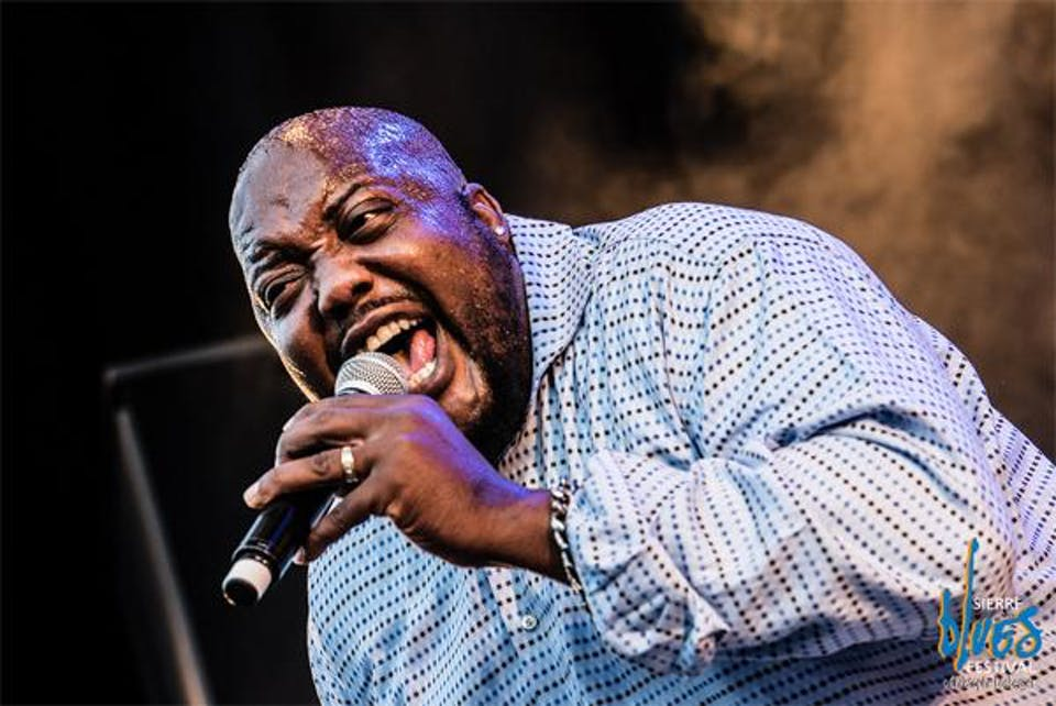 KJAZZ PRESENTS: New Year's Eve with Sugaray Rayford, The Real Stills