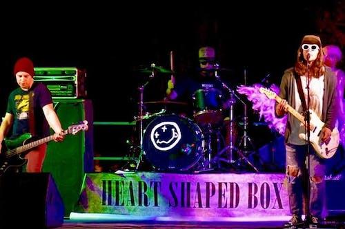 Heart Shaped Box- A Nirvana Tribute