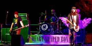 Heart Shaped Box- A Nirvana Tribute