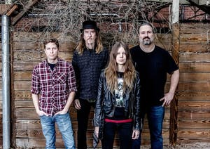 Sarah Shook and the Disarmers with Matt Woods and Terri Binion