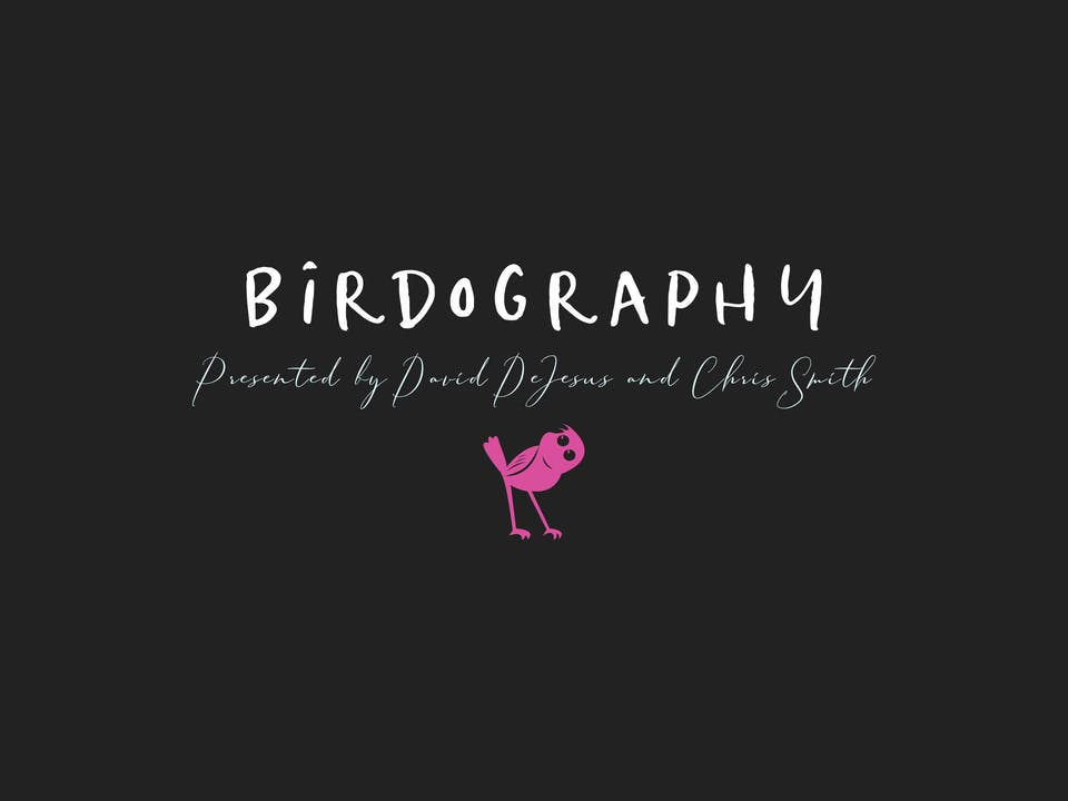 Birdography: Celebrating Charlie Parker with David DeJesus and Chris Smith