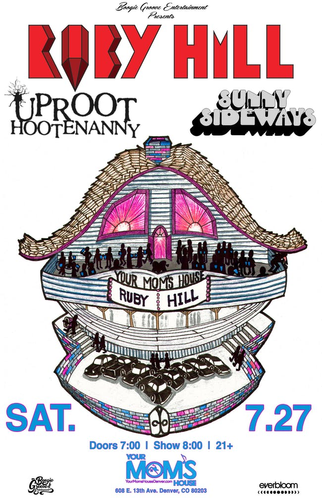 Ruby Hill w/ Uproot Hootenanny