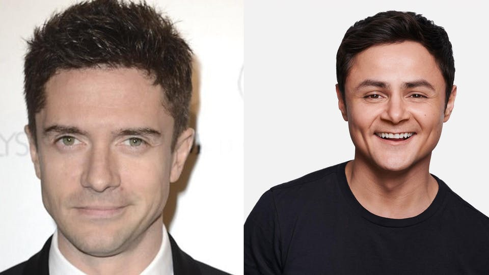 NPR's Ask Me Another with VIP Guests: Topher Grace and Arturo Castro