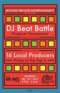 Beat Battle: Producer Tournament (Original Music Only) Vol. 3