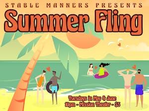 Stable Manners Presents: Summer Fling (ft. Sam Super)
