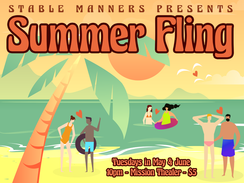 Stable Manners Presents: Summer Fling