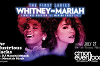 Whitney vs Mariah
