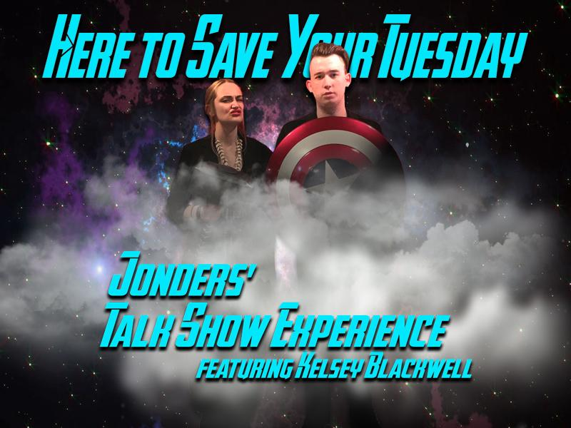 Jonders' Talk Show Experience Featuring Kelsey Blackwell