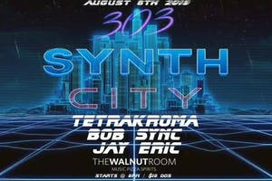 303 Synth City - TetraKroma, BOB SYNC, Jay Eric