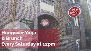 Hungover Yoga & Brunch