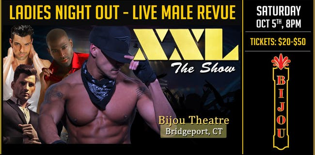 Ladies Night Out - Live Male Revue