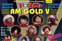 F*Bomb #154: AM Gold V featuring Tommy Von Voigt Solo Debut