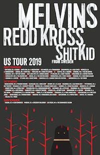 Melvins + Redd Kross + Toshi Kasai