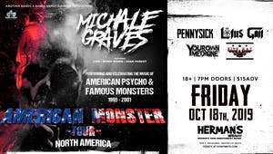 Michale Graves (Formerly Of The Misfits