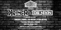 KRIMER ft. OG NIXIN + MORE
