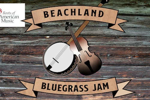 Roots of American Music presents Bluegrass Jam