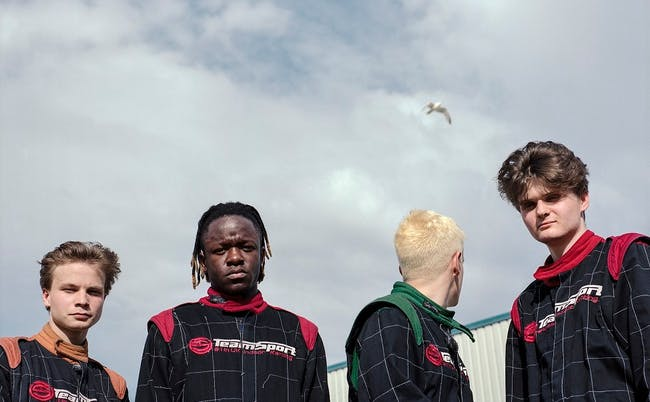 Black Midi, Onyx Collective