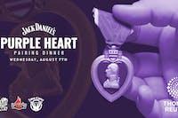 Purple Heart Pairing Dinner