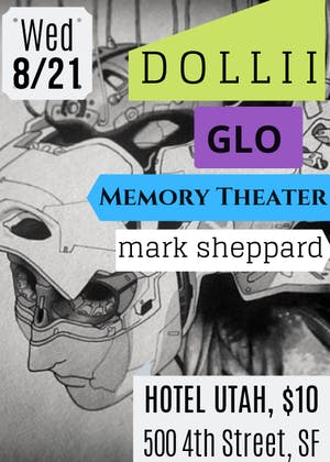 Dollii / Beast Nest / GLO / Memory Theater /