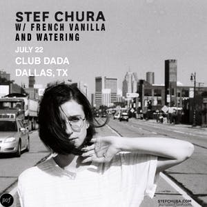 STEF CHURA • FRENCH VANILLA • Watering